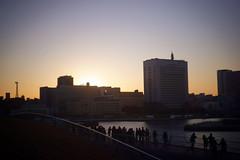 DSC02344c2 (haru__q) Tags: twilight sony wharf yokohama  a7 summar leitz osanbashi