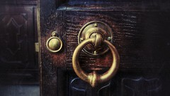 Sheffield Cathedral (mattcollinsmattcollins) Tags: doors sheffield churches cathedrals knobs knockers