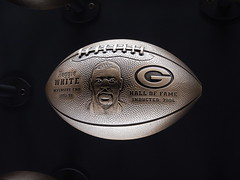 Reggie White (wonder_al) Tags: wisconsin football packers greenbay reggiewhite greenbaypackershalloffame
