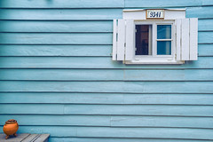 9341 (Eduardo_Aguirre) Tags: blue window wall miami simplicity miamibeach simple southbeach southflorida miamidade lessismore