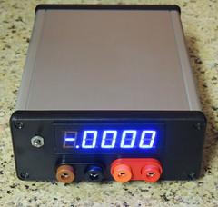 MilliOhm Meter Display On (g.christenson) Tags: test equipment electronics meter milliohm scullcomhobbyelectronics
