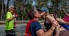 Wellesley Scream Tunnel (XLI@Boston) Tags: boston marathon kissme wellesleycollege bostonmarathon wellesleyscreamtunnel