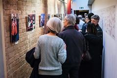 Park Theatre, London (jonron239) Tags: men photography women play theatre exhibition parktheatre