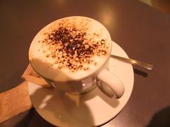 334 (en-ri) Tags: bar sony cappuccino tavolino zucchero cacao bustine sonysti