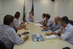 Secretrio em audincia com comitiva de Marat e AES SUl (Lucas Redecker) Tags: sul sme aes secretrio marat lucasredecker