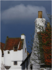 Culross rooftops (Janbro) Tags: abstract architecture scotland colours culross bethbro