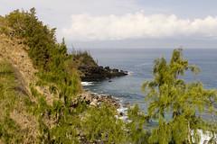 Kapalua Coast (rschnaible) Tags: ocean sea usa seascape landscape hawaii us pacific outdoor maui cliffs shore tropical kapalua tropic coastline rugged