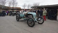 Mors Le Sanglier 1906, Selwyn Francis Edge Trophy, 74th Members' Meeting (f1jherbert) Tags: sony meeting motor alpha circuit goodwood 65 members 74th a65