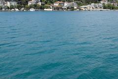 Bosphorus blue (D. P. S.) Tags: water bosphorus