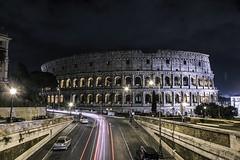 COLOSSEO ROMA (Paco Esteve Herrero) Tags: italy roma italia coliseo nocturna colosseo 2016 pacoesteveherrero franciscoesteveherrero nikond5300