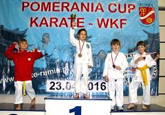 VII POMERANIA KARATE CUP 2016