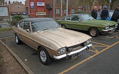 Ford Capri x 2 (Barrytaxi) Tags: photoblog photoaday 365