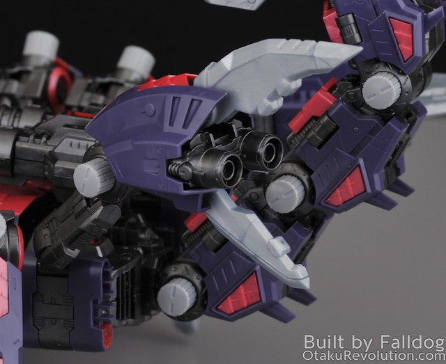 HMM Zoids - Death Stinger Review 8 by Judson Weinsheimer