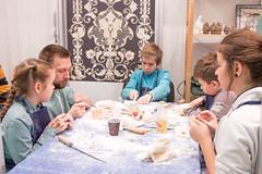 Отчет с XIX выставки-ярмарки «ЛАДЬЯ. Зимняя сказка»