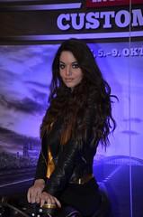MBE Verona 2016 (029) (Pier Romano) Tags: woman girl beautiful bike donna nikon expo models babe verona motor hostess bellezza ragazza 2016 modelle fiere d5100