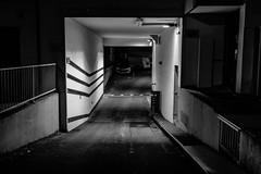 Entrance (tamoko1121) Tags: street urban blackandwhite bw black streets monochrome 1 fuji x pro fujifilm streetshot xpro1 fujifilmxpro1