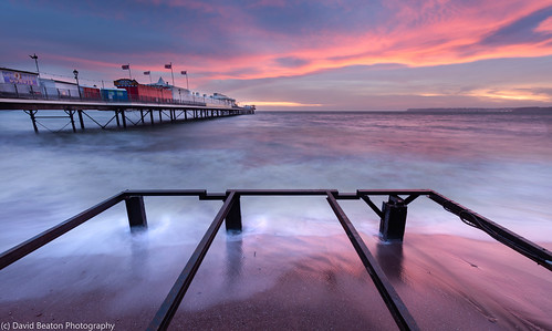 "Paignton Pier • <a style=""font-size:0.8em;"" href=""http://www.flickr.com/photos/21519591@N05/24021944465/"" target=""_blank"">View on Flickr</a>"