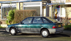 1994 Rover 214 SI (peterolthof) Tags: rover 214 sidecode5 jfxb65