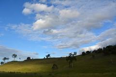 edge of Rathdowney (dustaway) Tags: sky landscape shadows horizon australia queensland hillside australianlandscape cloudscape lateafternoon sequeensland rathdowney loganvalley afternoonlandscape