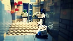 exfill site (lord_nick1227) Tags: war lego drones moc brickarms legoscifi modernmilitary