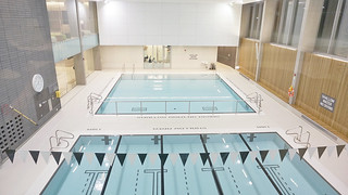 Two Swimming Pools (Training & Laps)