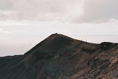 (Carla Andrea Tamara Tonesi) Tags: sea summer mountain film analog 35mm nikon f80 lapalma volcan
