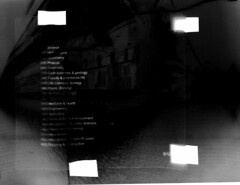 Photograph (272) Library (Pinhole Photograph) (Russell Moreton) Tags: learningspaces reading working research making visual tactile memory spaces russellmoreton visualart visualfineart spatialpractice researchcreation ecologyofexperience uselessflickruploader