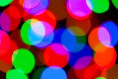 Distant Christmas Lights [3/52] [Out of Focus] (trustypics) Tags: blur blurry bokeh outoffocus christmaslights wikipedia 52weeksthe2016edition week32016 weekstartingfridayjanuary152016