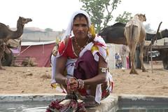 Rajasthan Woman 4 (Simon Maddison LRPS) Tags: raw pushkar rajasthan