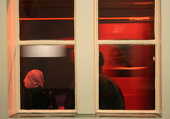 (saffycraig) Tags: street light people colour window station train photography cardiff streetphotography