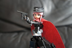 Busou Shinki - Murmeltier (Marco Hazard - Knight of Ren) Tags: mecha panzer murmeltier musume shimada busou shinki fumikane