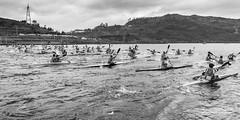 Quick start (Pedro Figueras) Tags: espaa sports race control galicia watersports piragismo pontevedra canoing navegacin deportesdeagua verducidoff