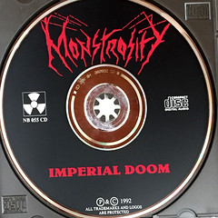 MONSTROSITY/Imperial Doom (blessed_are_the_sick) Tags: monstrosity 1992