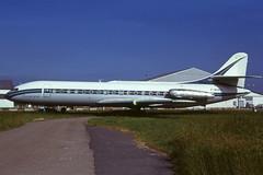 F-BHRF (ex Air France) (Steelhead 2010) Tags: airfrance caravelle freg sudaviation rne se210 se2103 fbhrf
