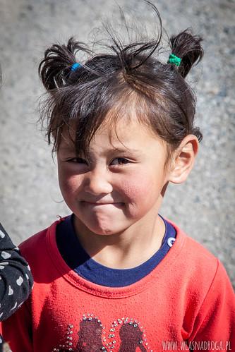 Dziewczyna z Tadżykistanu