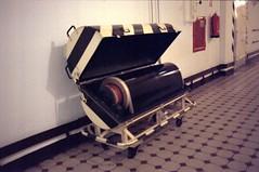 Filmwagen / film wagon (n0core) Tags: film analog 35mm canon lomography kodak f1 ddr expired filmmuseum industrie praktica gdr qrs wolfen kombinat diafilm orwo veb ostblock orwochrom np20 farbfilm orwopan np15 ut21 filmfabrik filmfilmforever qrs100