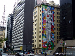 Brsil Sao Paulo 2014-020 (CZNT Photos) Tags: streetart brasil saopaulo graff brsil artmural alaincouzinet cznt