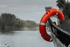 Salvar la Albufera (Zalosev) Tags: parque espaa valencia canon spain barca gimp naranja albufera elpalmar flotador 60d laalbufera canon60d parquenaturaldelaalbufera