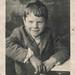Portrait of a young school boy 1