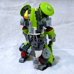 gcoref05 (chubbybots) Tags: lego armored core mech moc