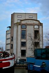 Grands Moulins de Paris #13 (zebzebzeb) Tags: nancy lorraine usine urbex grandsmoulinsdeparis