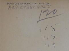 Inscription from Penn Libraries AC9C7867932t (Provenance Online Project) Tags: 1922 inscription englandlondon pennlibraries cooperlane americancultureclass ac9c7867932t unitedstatesconnecticutnewhaven unitedstatespennslyvanialancaster