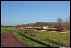 HSL 1304, Zenderen 9-12-2015 (Henk Zwoferink) Tags: ns twente henk logistics 1300 1304 hengelo almelo hsl gatx zwoferink logistiks