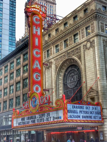Chicago Theatre- Chicago IL (2)
