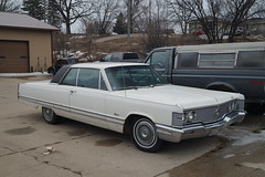 1968 Imperial Crown Coupe (DVS1mn) Tags: white imperial crown 1968 mopar luxury coupe 68 chryslerimperial chryslercorporation 2doorhardtop