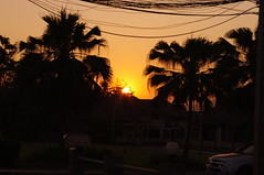 Sunset, Chiang Mai, Thailand (ARNAUD_Z_VOYAGE) Tags: street city building art beach nature architecture landscape thailand asia state action country capital southern portion southeast peninsula region department indochina municipality indochinese