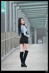 DP1U5299 (c0466art) Tags: light portrait girl canon pose photography pretty action body good gorgeous skirt lovely charming tight elegant activity shape society keelung 1dx c0466art