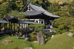 Kodai-ji Kaizando (NaturalLight) Tags: japan garden hall kyoto buddhist zen kodaiji tsukiyama kaizando