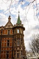 Corner of Malet St & Torrington Place, London