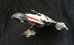 IMG_1279 (lee_a_t) Tags: starwars fighter lego xwing spaceship ewing rebels starfighter darkempire legoxwing legostarfighter legoewing